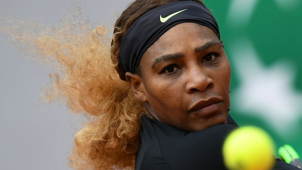 Den 24. Grand-Slam-Titel im Blick: Serena Williams - Bildquelle: AFPSIDCHRISTOPHE ARCHAMBAULT