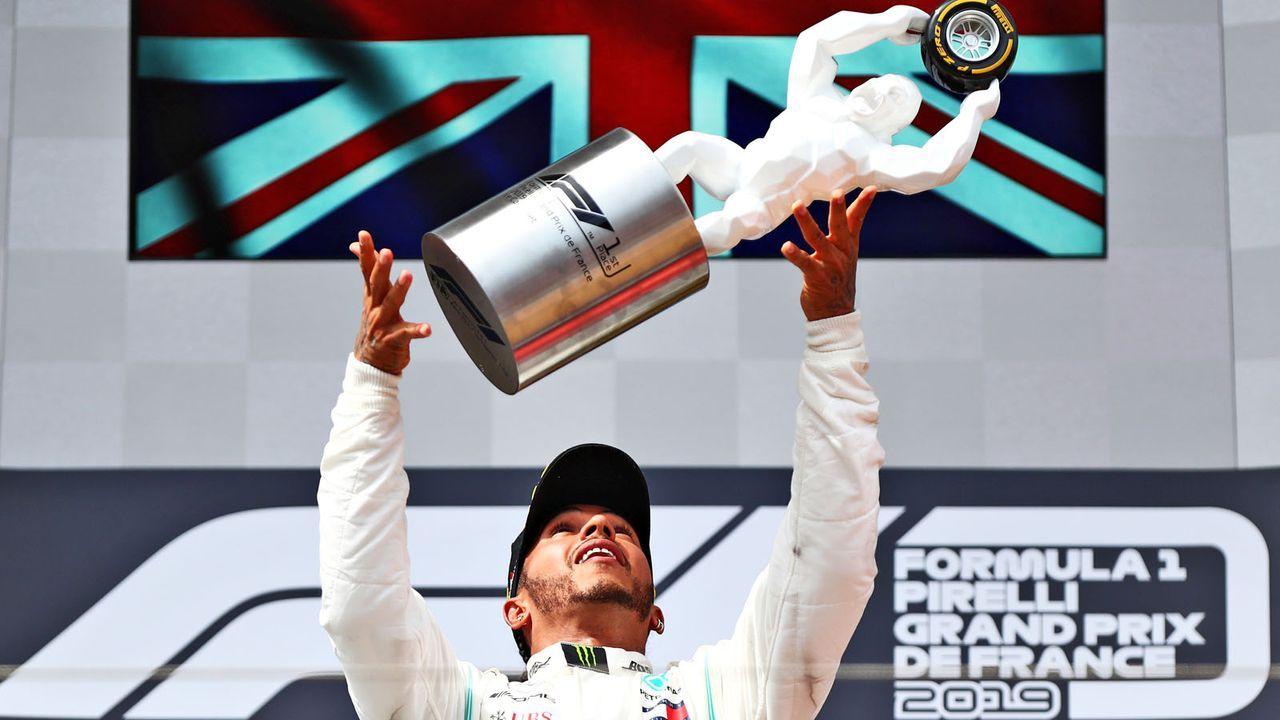 Mercedes und Hamilton dominieren - Bildquelle: 2019 Getty Images