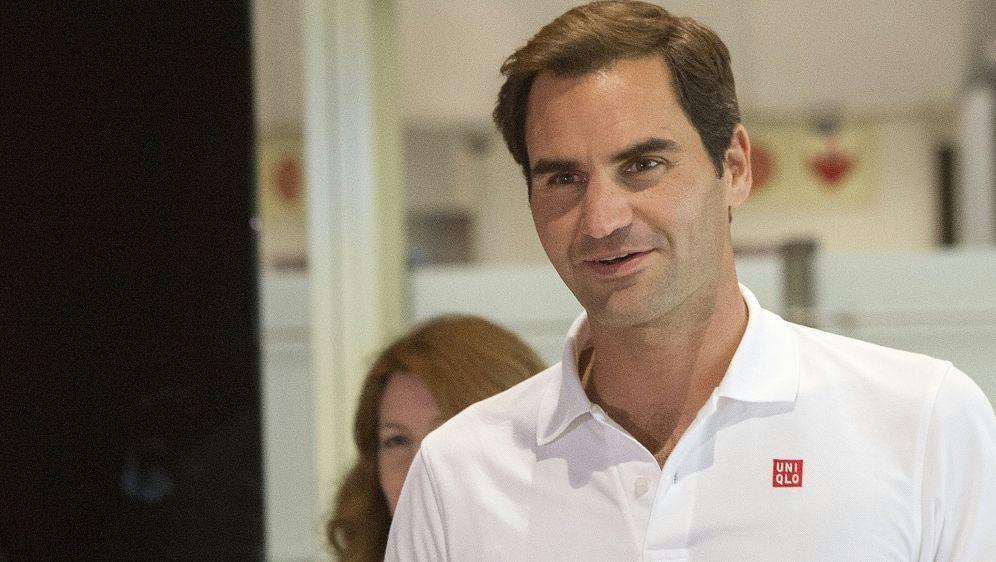 Federer macht sich keine Gedanken um sein Karriereende - Bildquelle: AFPSIDRODGER BOSCH