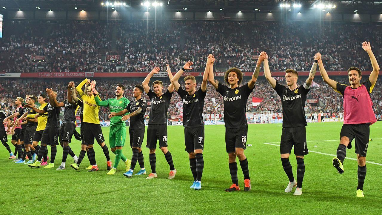 Platz 13: Borussia Dortmund - Bildquelle: 2019 Getty Images