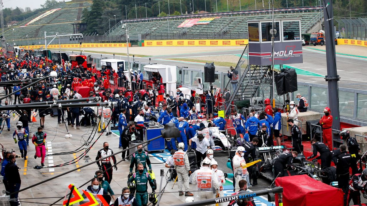 Gewinner: Formel-1-Fans - Bildquelle: Imago