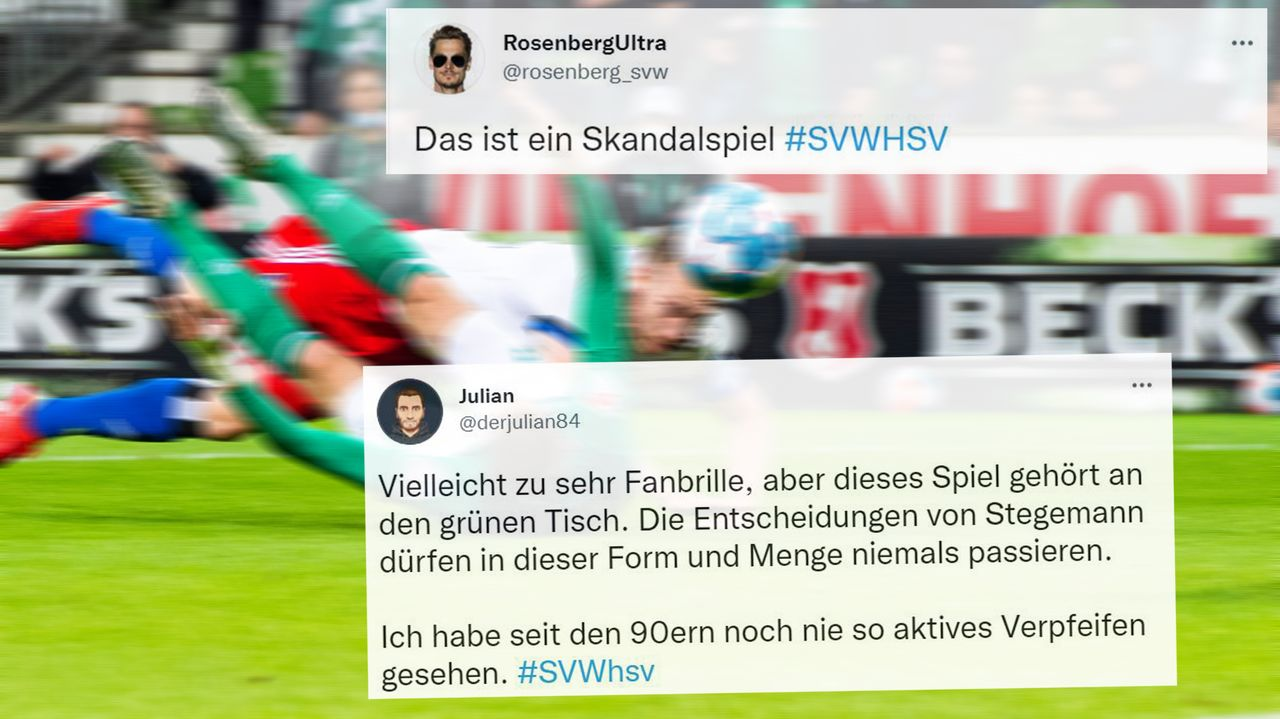 "Fans wüten: ""Skandalspiel"" - Bildquelle: imago images/Noah Wedel"