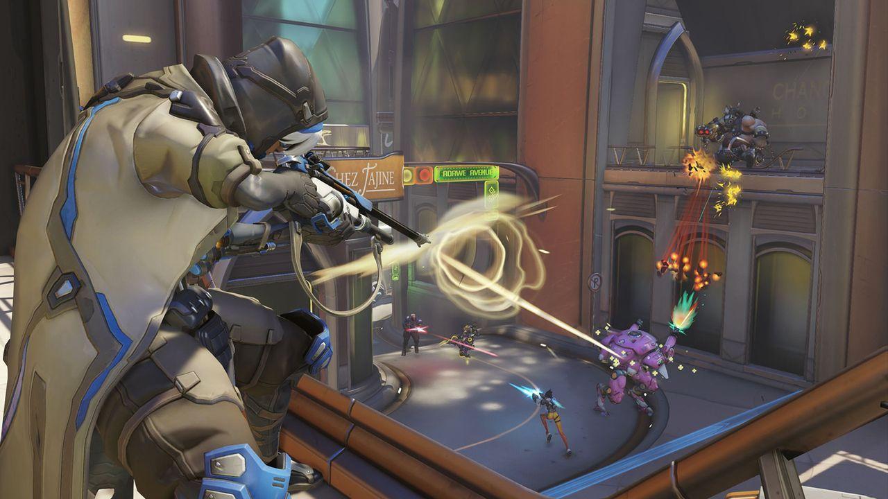 Overwatch - Platz 8 - Bildquelle: Blizzard