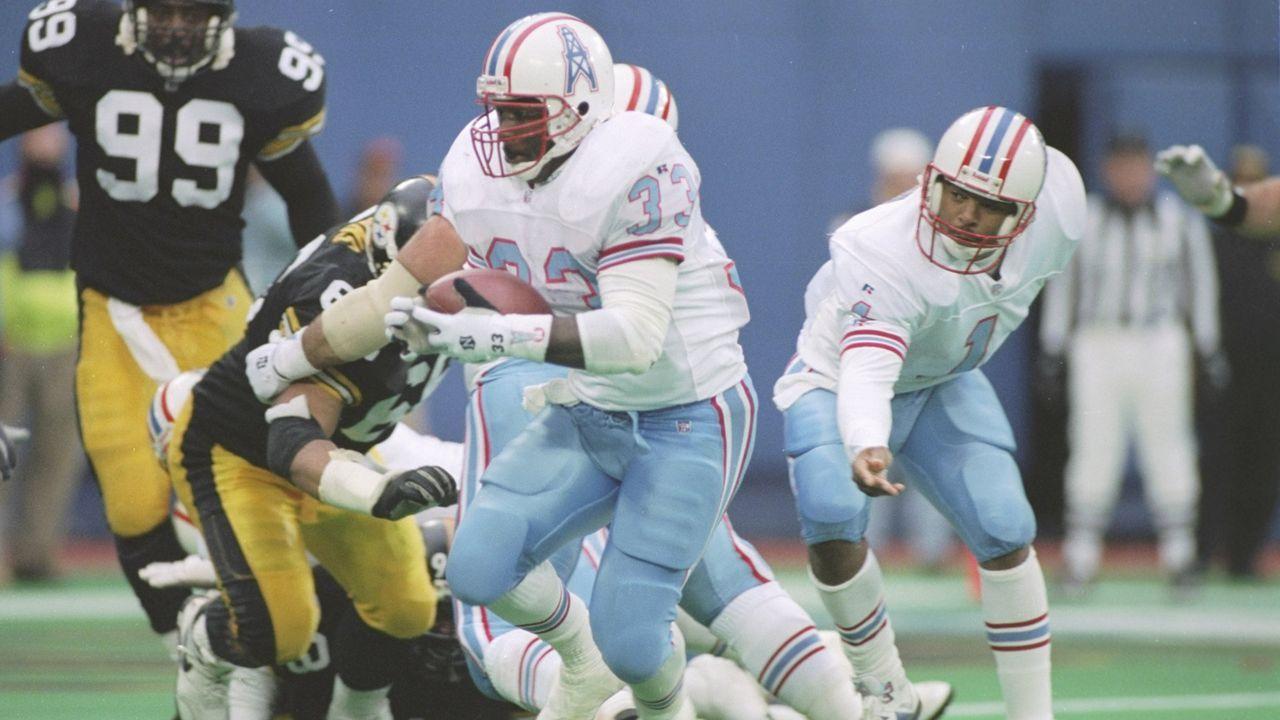 Tennessee Titans: 11 Siege (1993 als Houston Oilers) - Bildquelle: Getty Images