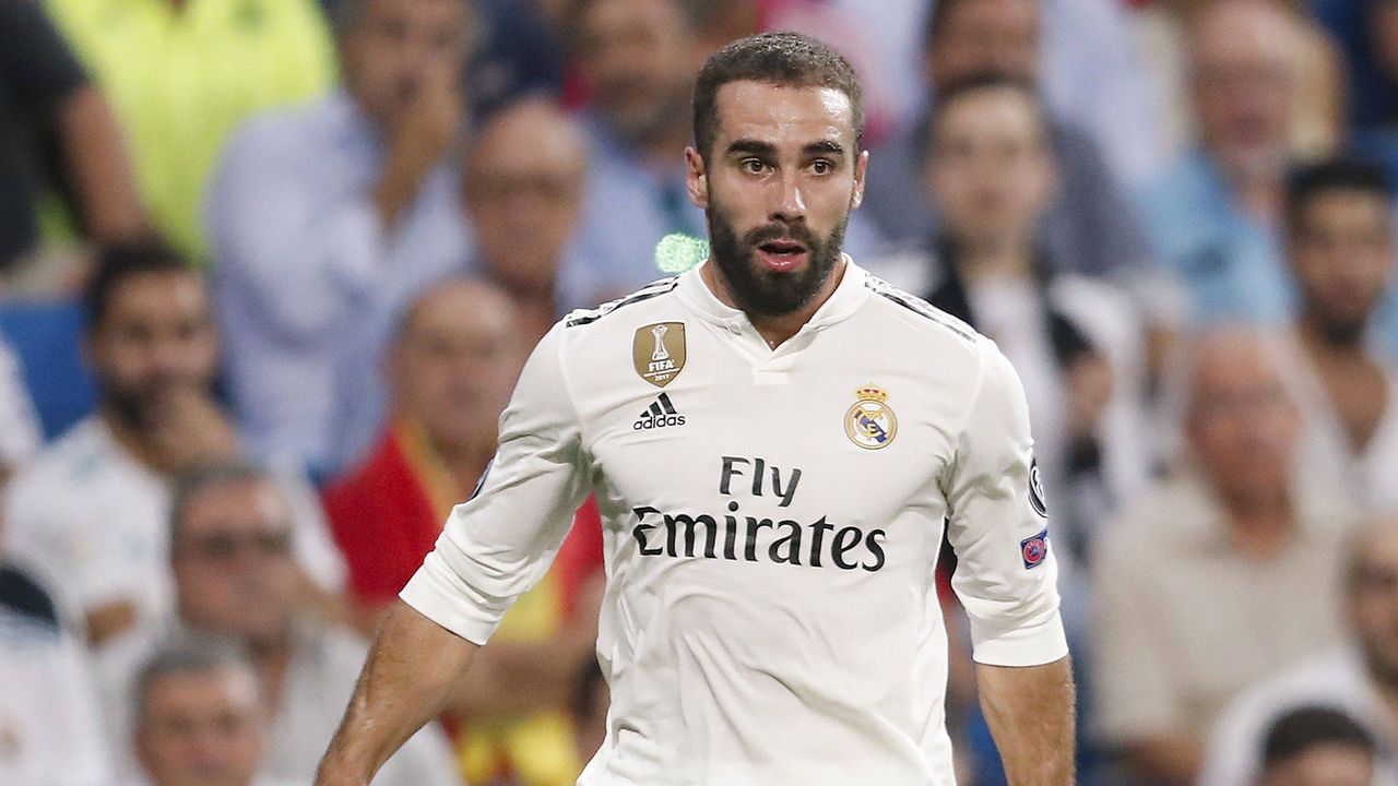 Daniel Carvajal (Real Madrid) - Bildquelle: 2015 Getty Images
