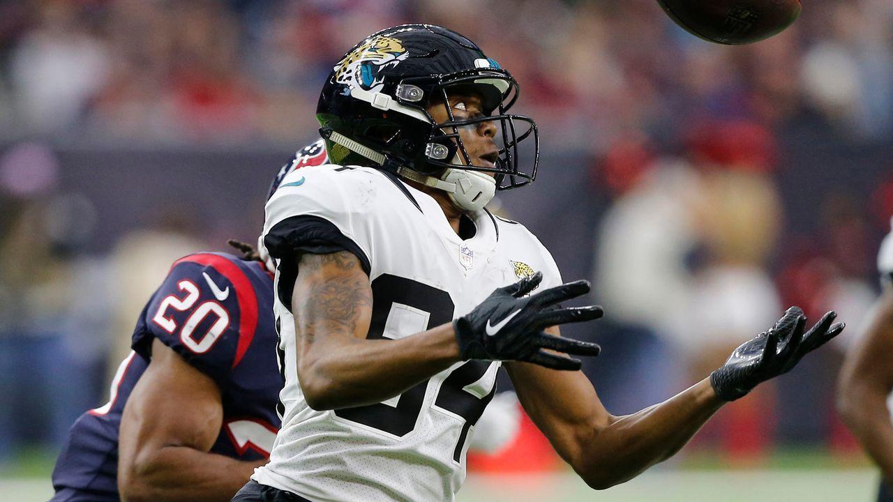 Platz 22 - Jacksonville Jaguars - Bildquelle: 2018 Getty Images