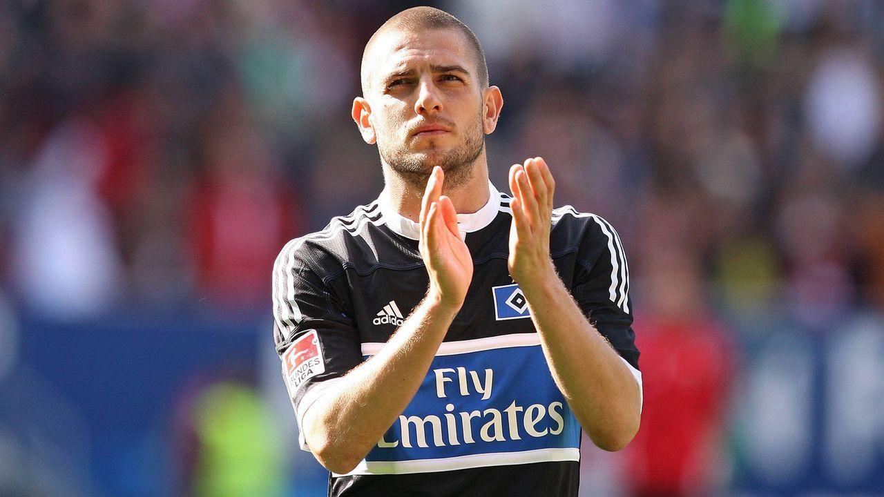 Stürmer: Mladen Petric - Bildquelle: imago sportfotodienst
