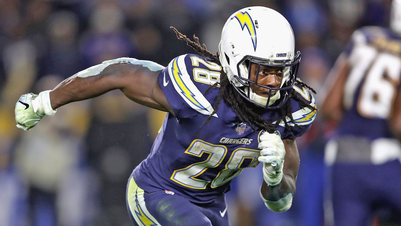 Melvin Gordon III (Los Angeles Chargers) - Bildquelle: 2018 Getty Images