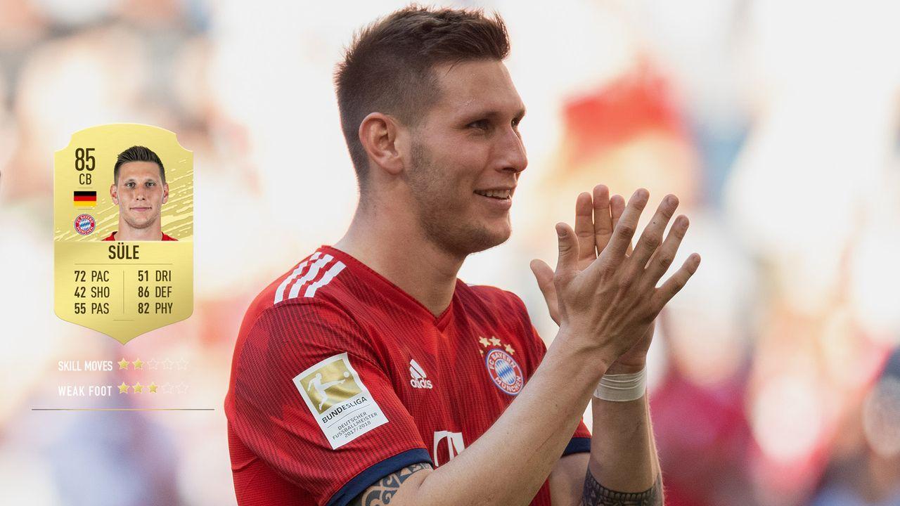 84. Niklas Süle (FC Bayern München)   - Bildquelle: 2019 Getty Images