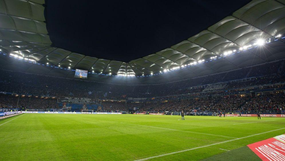 Im Volksparkstadion trägt der HSV seine Heimspiele aus - Bildquelle: PIXATHLONPIXATHLONSID