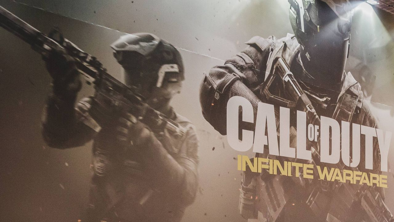 Platz 22: Call of Duty Infinite Warfare - Bildquelle: imago/PanoramiC