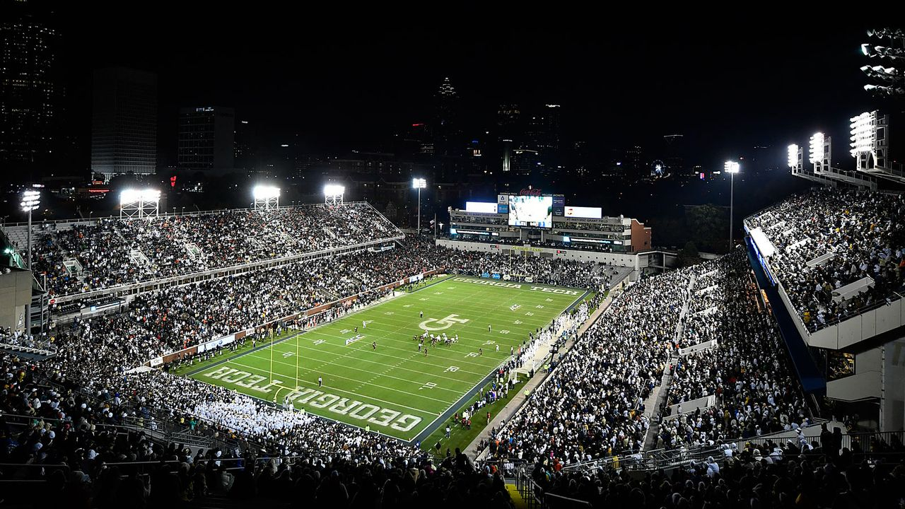 Bobby Dodd Stadium - Bildquelle: 2018 Getty Images