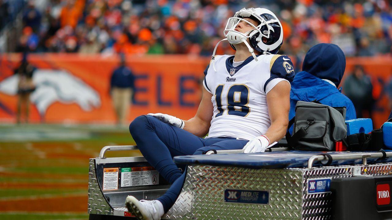 Cooper Kupp (Los Angeles Rams) - Bildquelle: 2018 Getty Images