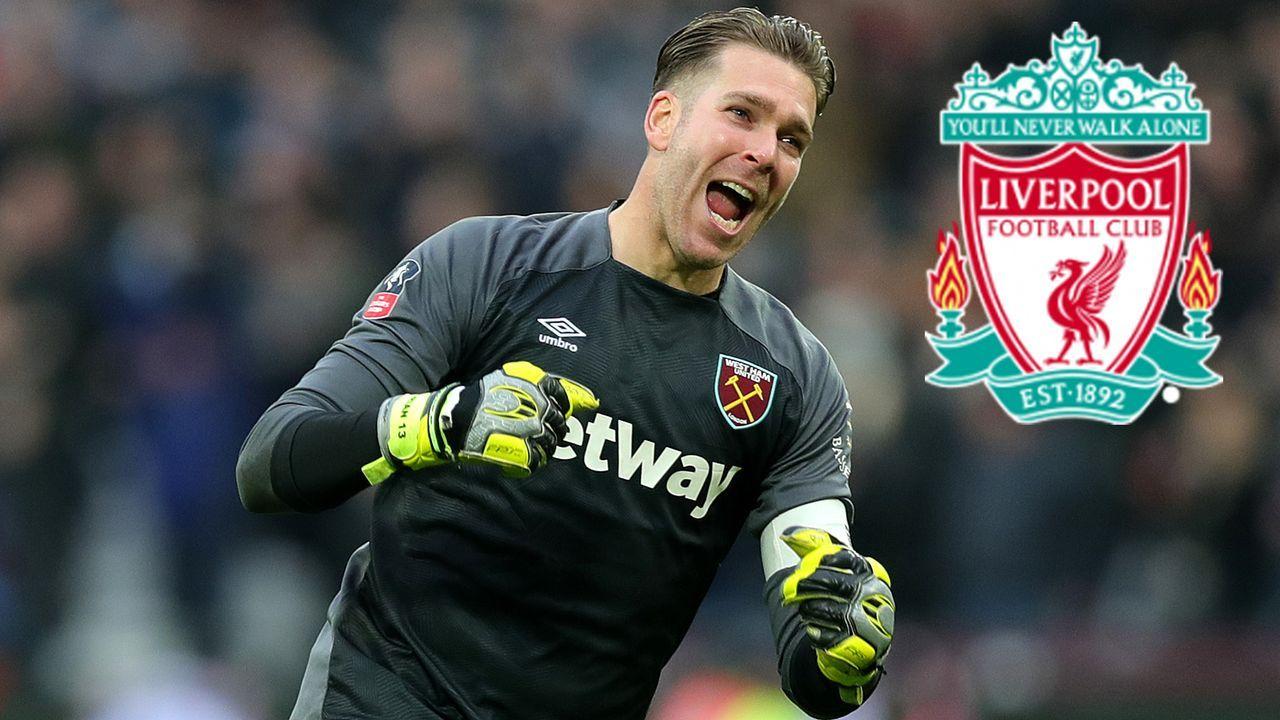 Adrian (FC Liverpool) - Bildquelle: 2019 Getty Images