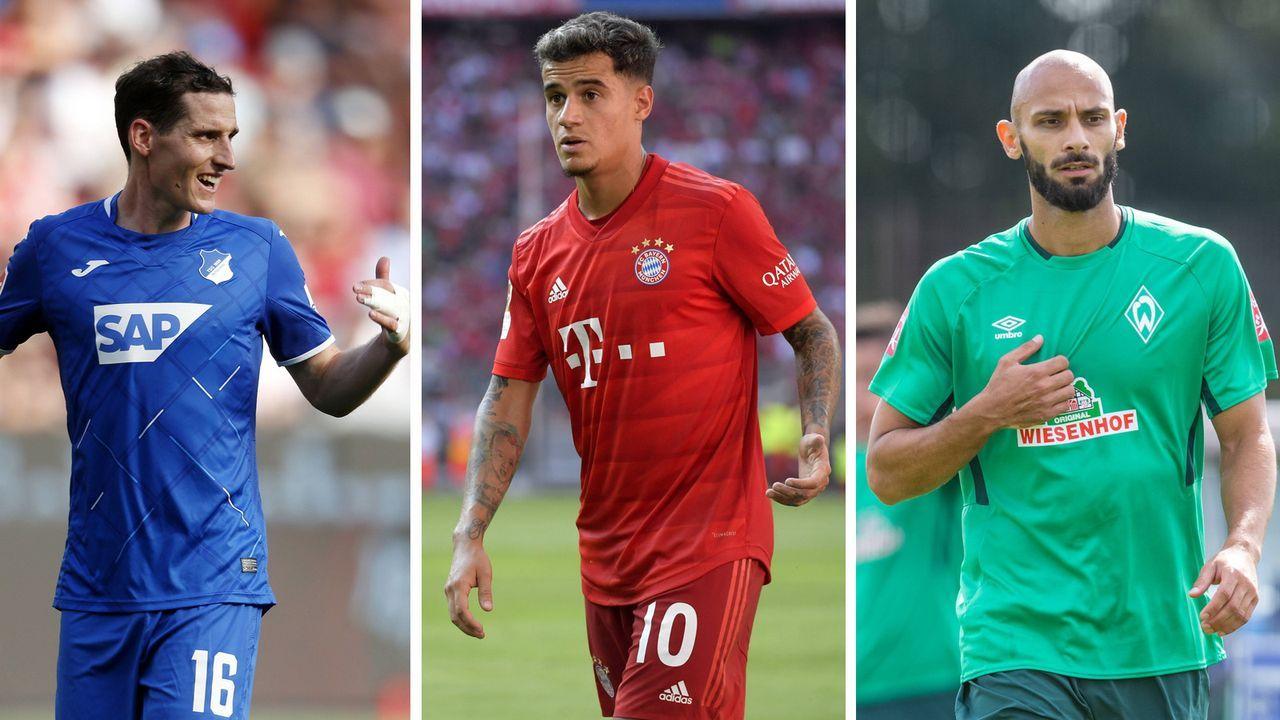 Die Leihspieler der Bundesliga  - Bildquelle: imago