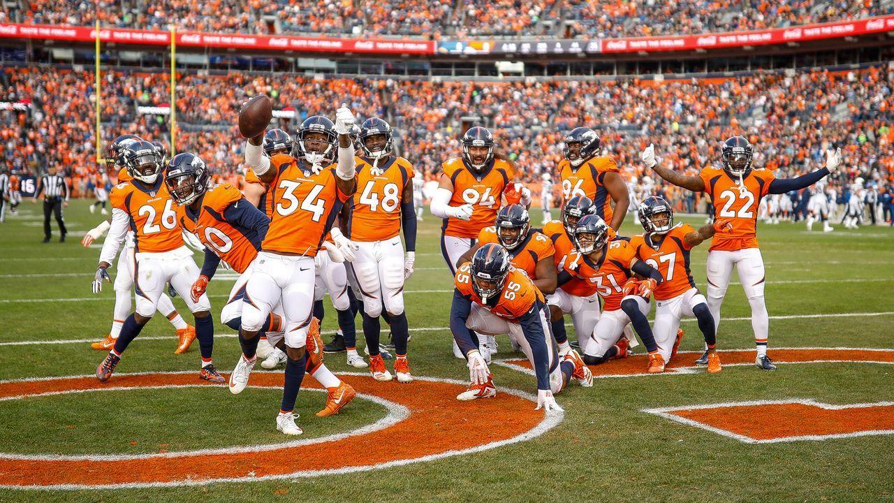 Denver Broncos - Bildquelle: 2018 Getty Images