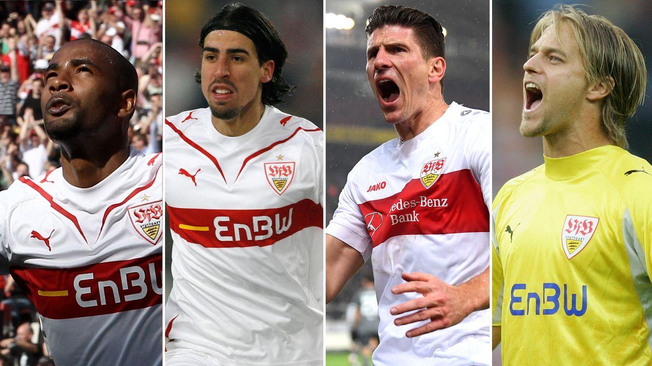 VfB Stuttgart: Die Top-Elf der Schwaben seit dem Jahr 2000 - Bildquelle: Getty Images