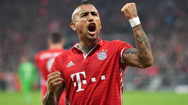 Arturo Vidal (Chile, FC Bayern München) - Bildquelle: imago/Sven Simon