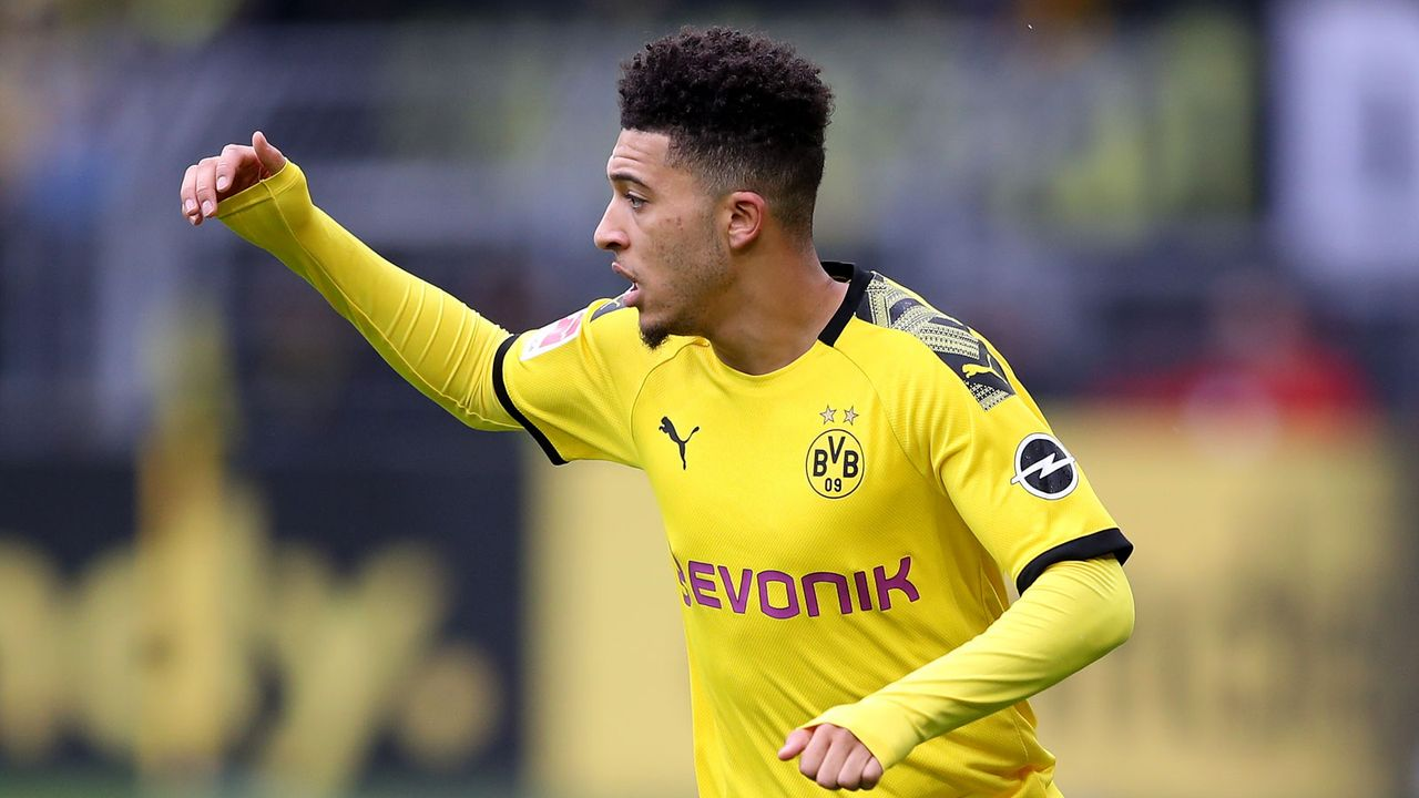 Alu-Treffer des BVB - Bildquelle: 2020 Getty Images