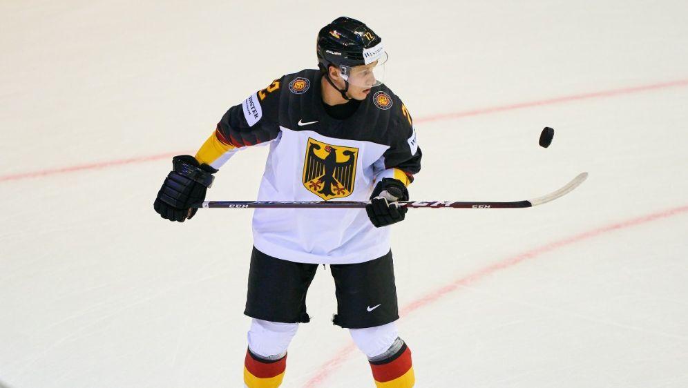 Wechselt zu den Pittsburgh Penguins: Dominik Kahun - Bildquelle: PIXATHLONPIXATHLONSID