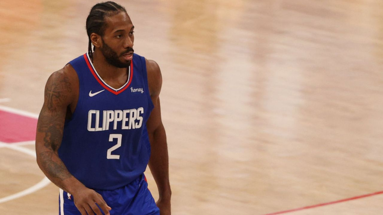 Kawhi Leonard (Los Angeles Clippers/Starter) - Bildquelle: Getty