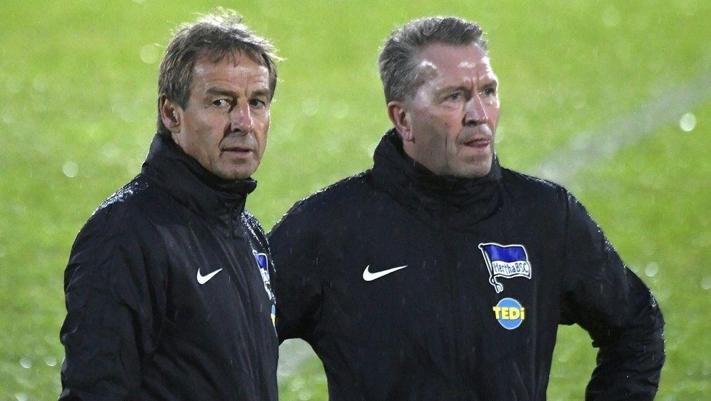 Klinsmann räumt Köpke-Verbleib wenig Chancen ein - Bildquelle: AFPSIDJOHN MACDOUGALL