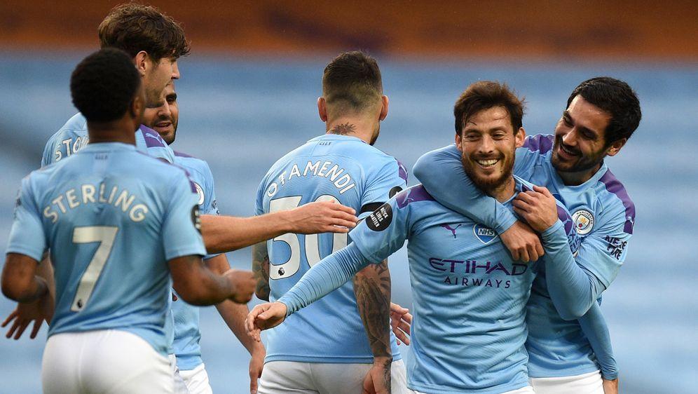 Manchester City hofft auf ein mildes CAS-Urteil. - Bildquelle: 2020 Getty Images