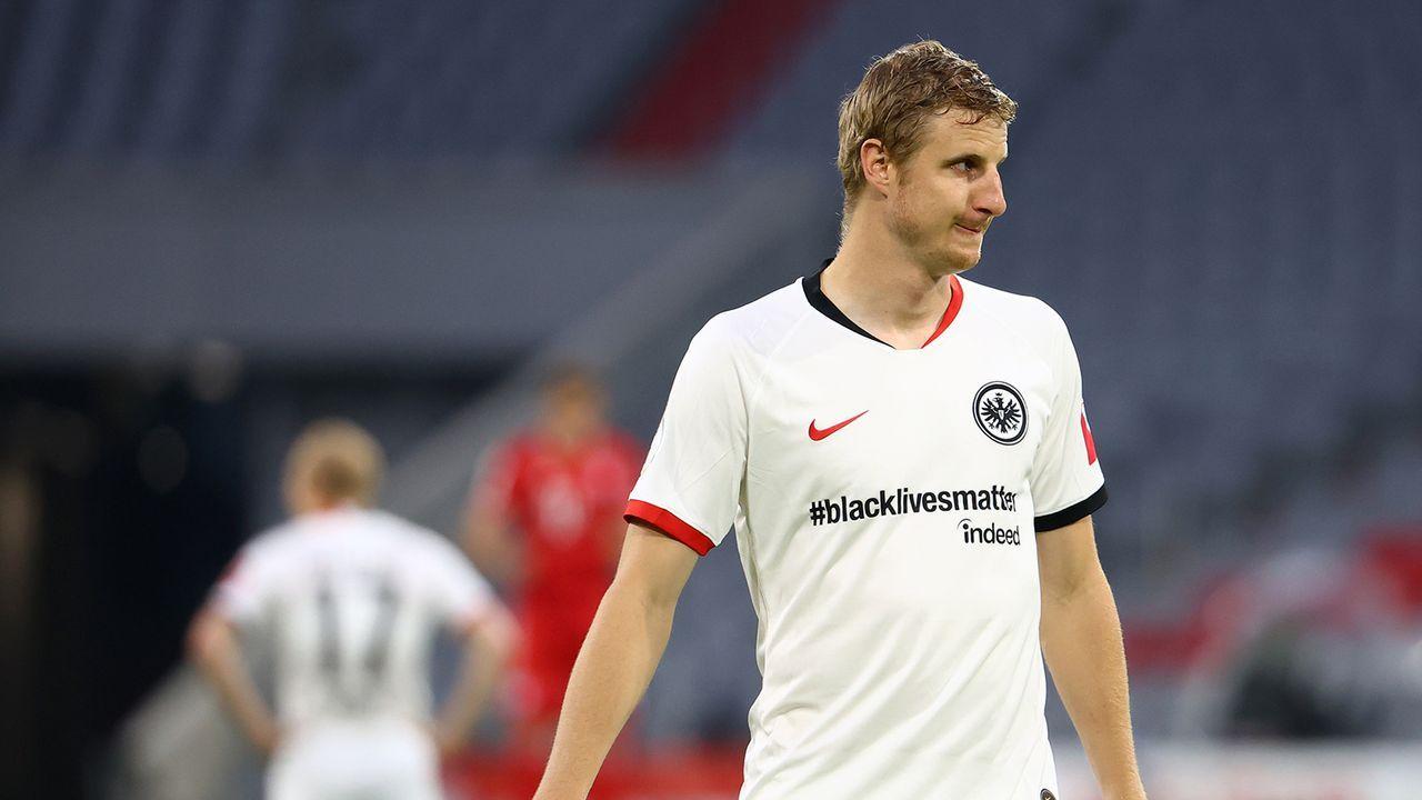 Eintracht Frankfurt: Martin Hinteregger - Bildquelle: Getty Images