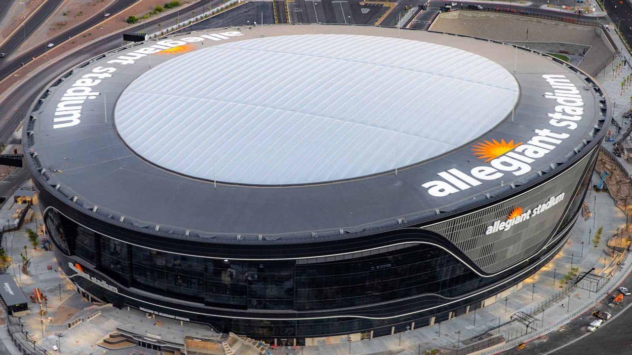 Las Vegas Raiders: Allegiant Stadium - Bildquelle: imago