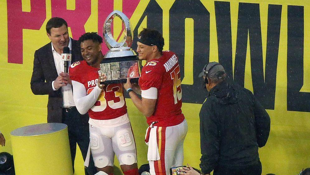 Die Wahl zum Pro Bowl ist gestartet. - Bildquelle: imago/ZUMA Press