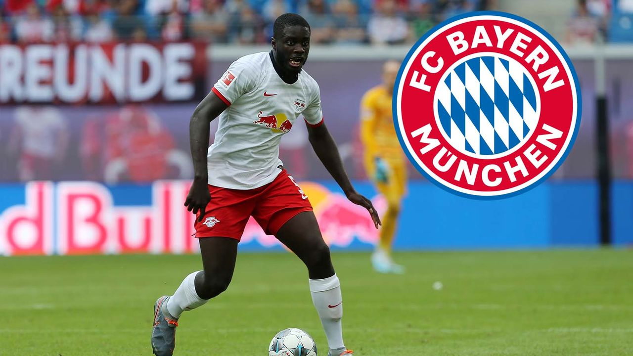 Dayot Upamecano (RB Leipzig) - Bildquelle: 2019 Getty Images