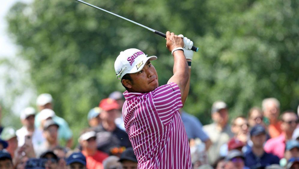 Hideki Matsuyama nimmt nicht an der British Open teil - Bildquelle: AFPGETTYSIDGREGORY SHAMUS