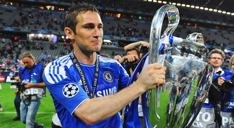 Platz 5: FC Chelsea - Bildquelle: 2012 Getty Images