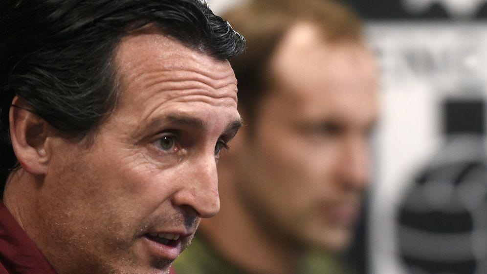 Emery könnte zum vierten Mal die Europa League gewinnen - Bildquelle: AFPSIDJOSE JORDAN