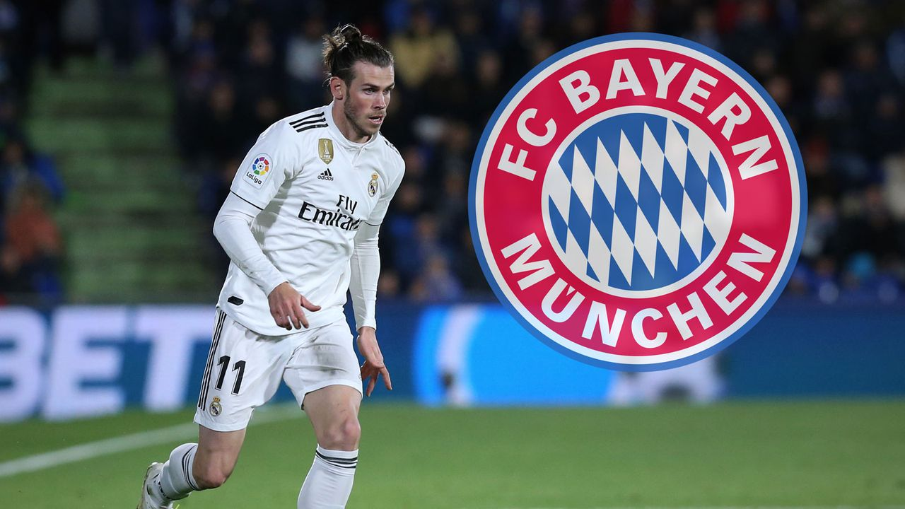 Bayern-Interesse an Gareth Bale - Bildquelle: 2019 Getty Images