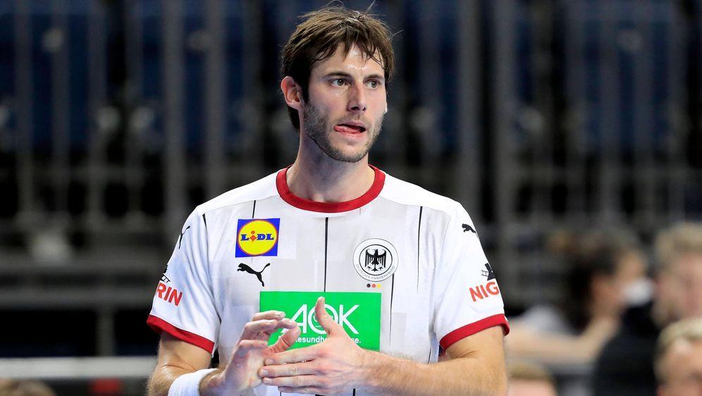 Seit 2014 Kapitän der Nationalmannschaft: Uwe Gensheimer - Bildquelle: AFPPOOLSIDANNE-CHRISTINE POUJOULAT