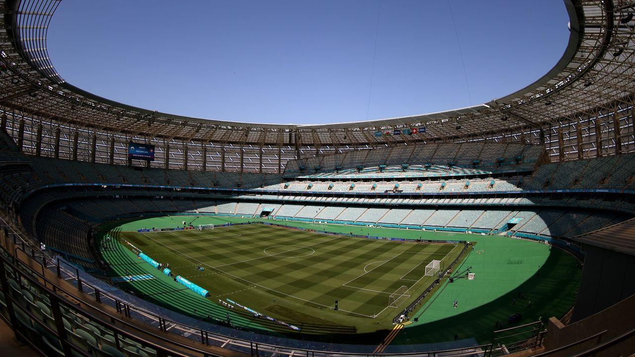 Olympiastadion Baku - Bildquelle: Getty