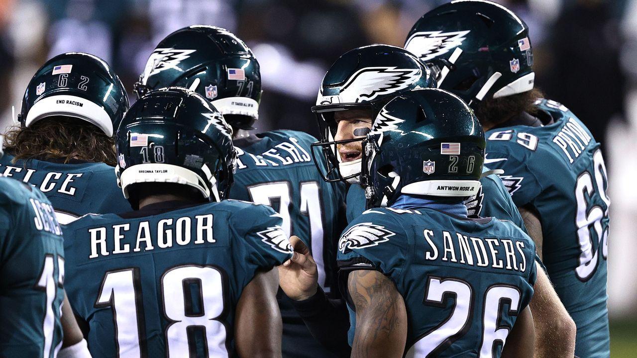 Philadelphia Eagles - Bildquelle: 2020 Getty Images