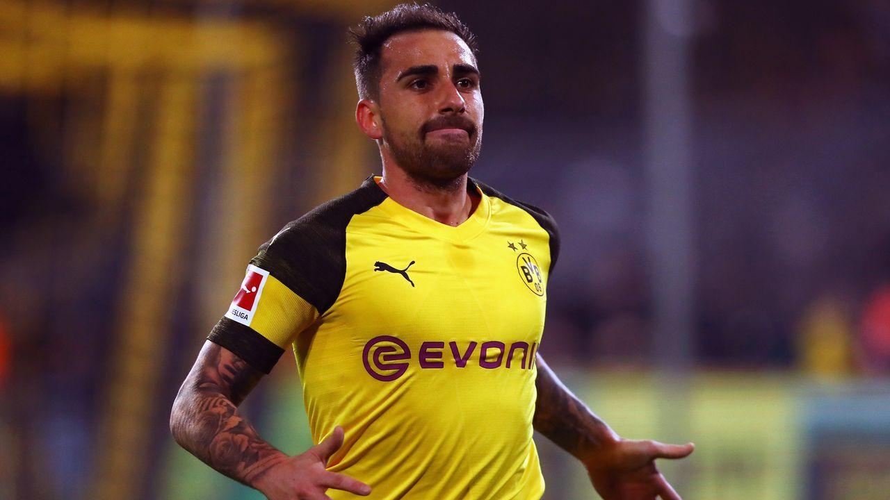 Paco Alcacer (Borussia Dortmund) - Bildquelle: 2018 Getty Images