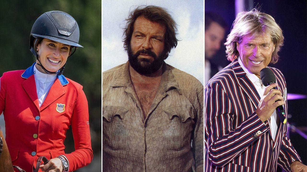 Springsteen, Bud Spencer, Hinterseer: Die ungewöhnlichsten Olympia-Teilnehmer - Bildquelle: Imago Images