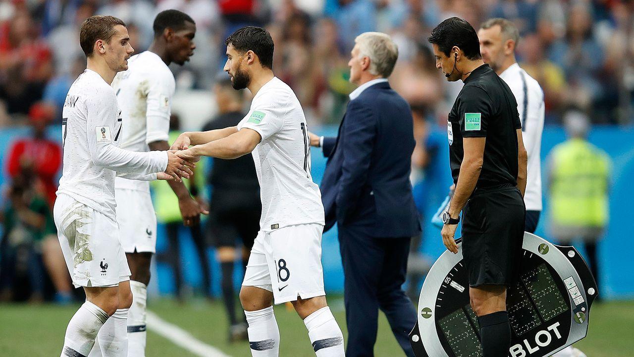 Zwei Franzosen immer dabei - Bildquelle: 2018 Getty Images