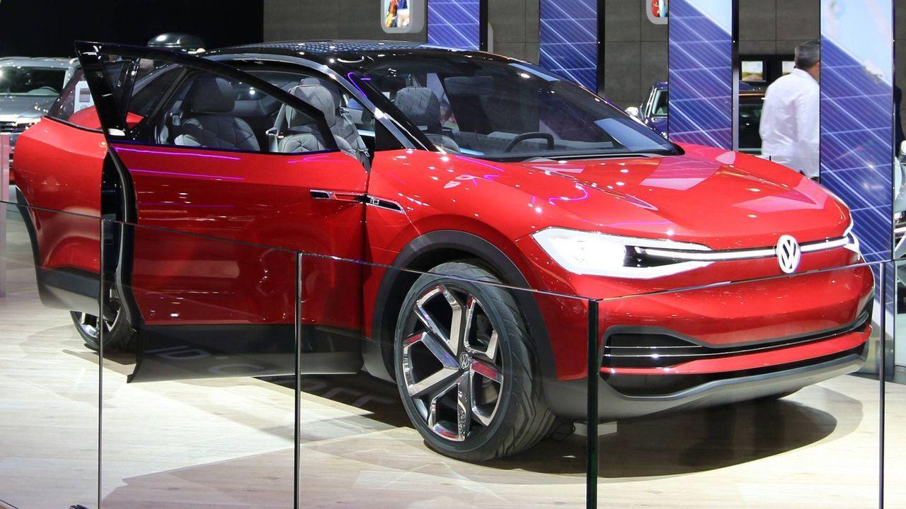 VW ID.5  - Bildquelle: imago/Sebastian Geisler