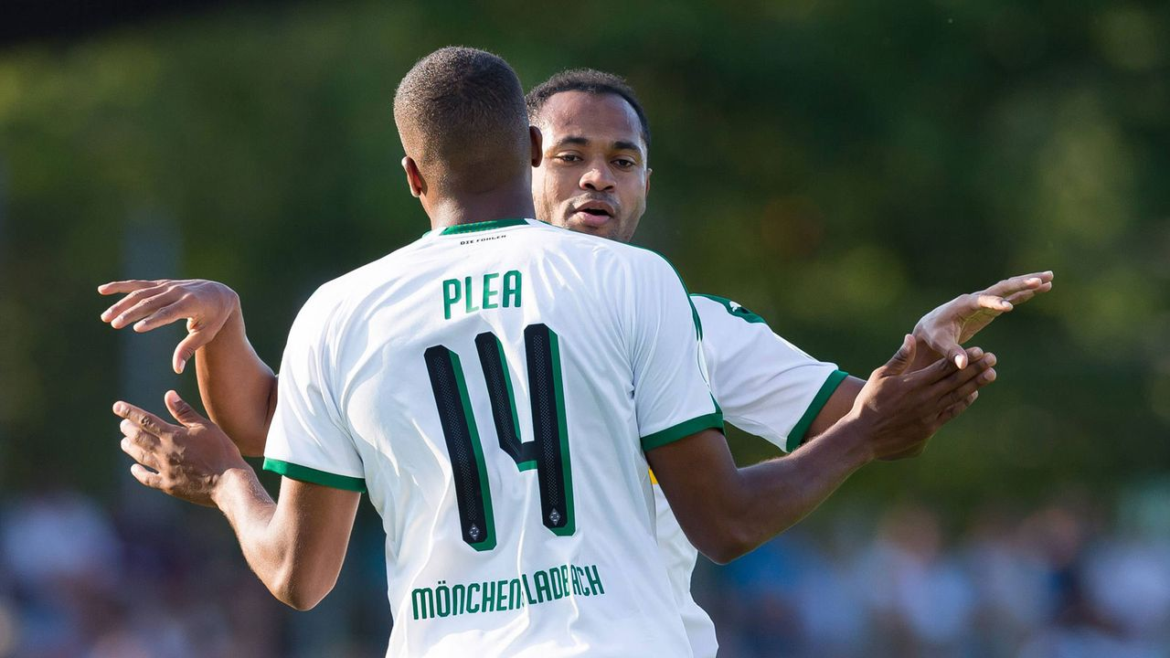 Platz 5: Borussia Mönchengladbach - Bildquelle: imago/DeFodi