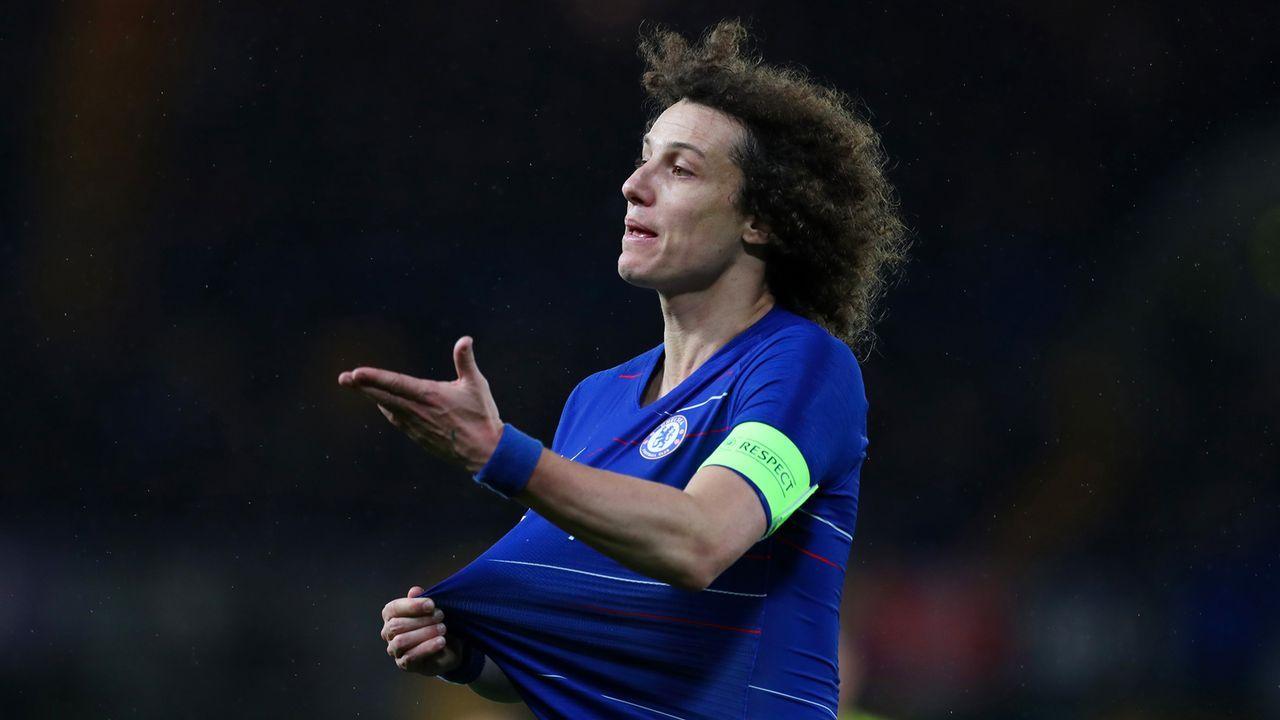David Luiz (FC Chelsea) - Bildquelle: 2019 Getty Images