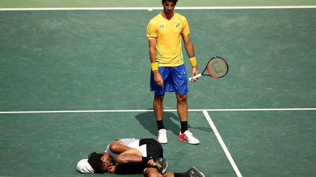 Dustin Brown (Tennis) - Bildquelle: 2016 Getty Images