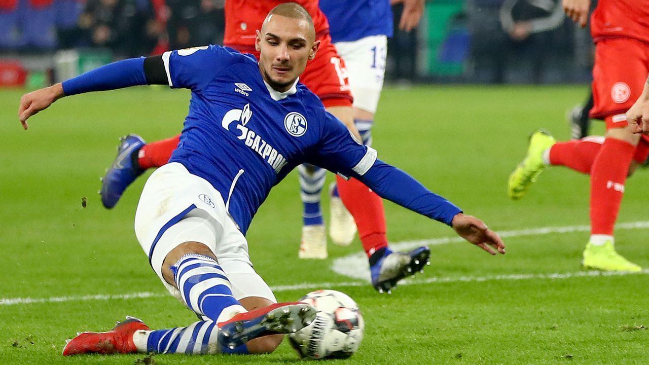 Gewinner: Ahmet Kutuchu (Schalke 04)  - Bildquelle: 2019 Getty Images