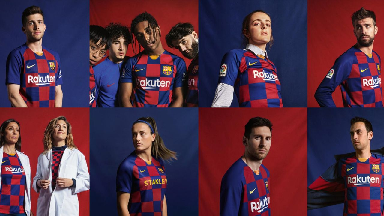 FC Barcelona - Bildquelle: twitter/FCBarcelona