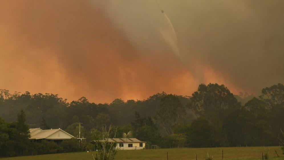 Buschfeuer machen Rallye-Finale unmöglich - Bildquelle: AFPSIDWILLIAM WEST