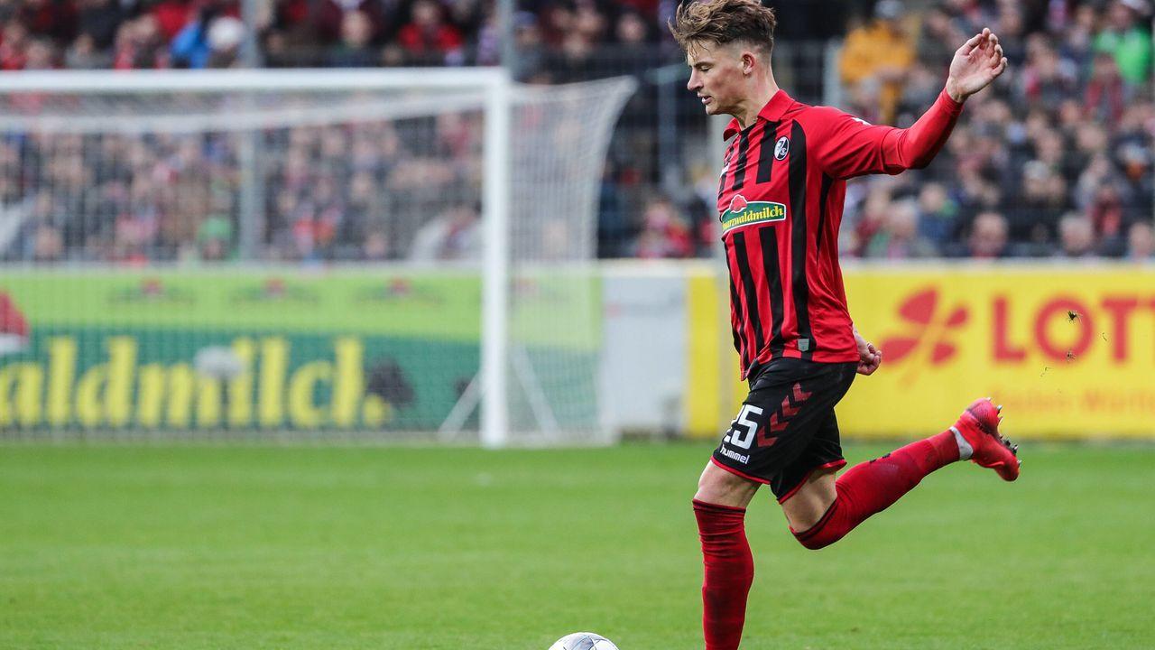 Platz 15: Robin Koch (SC Freiburg) - Bildquelle: imago images/Beautiful Sports