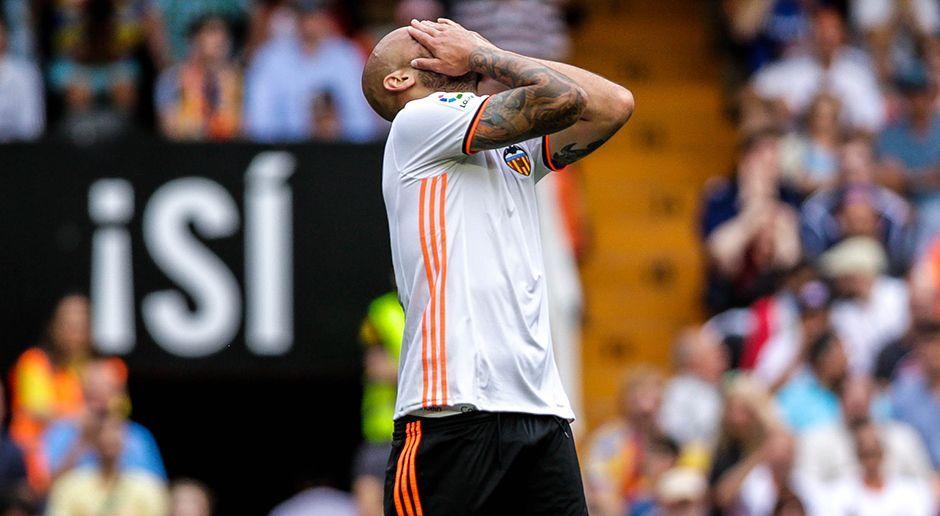 Platz 4: FC Valencia - Bildquelle: getty